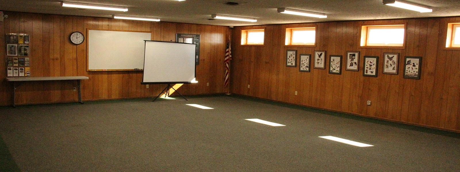 Wood County Park District Headquarters Community Classroom
