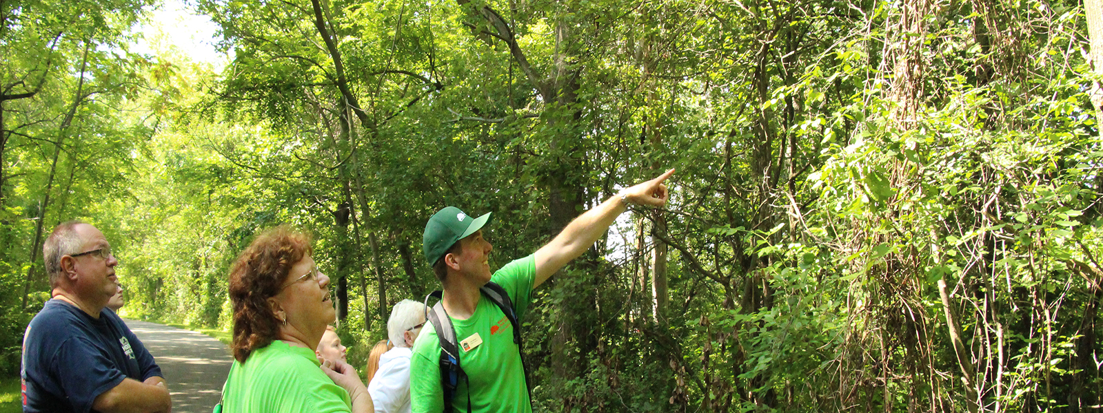 Birdwatching with Wood County Park District