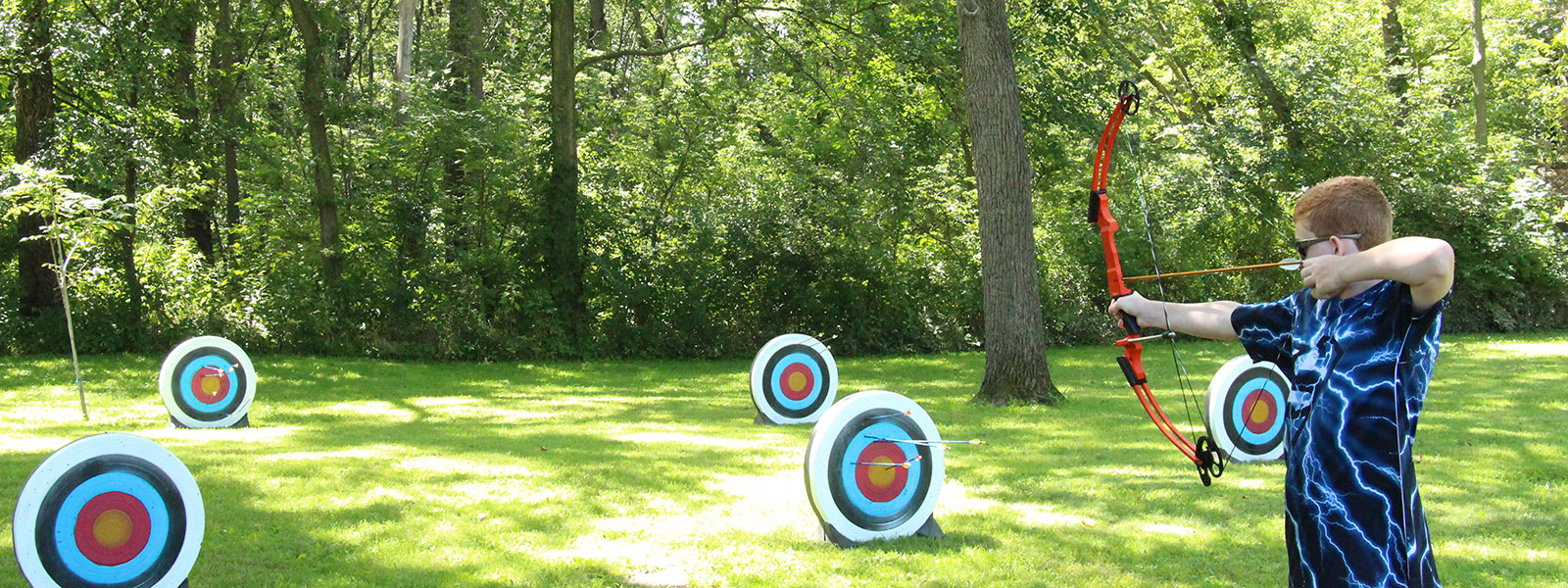 Archery with Wood County Park District