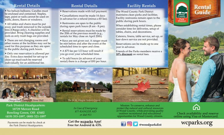 rental guide brochure page 1