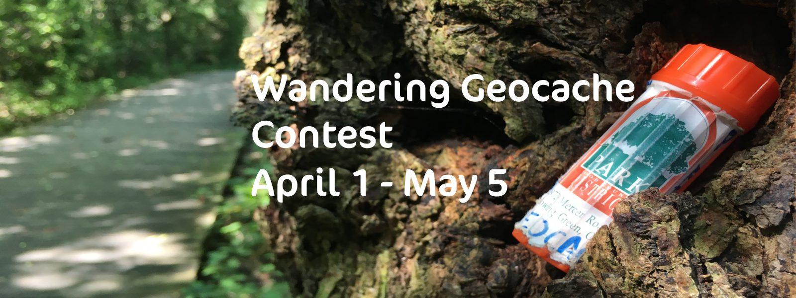 Geocache Cover Photo
