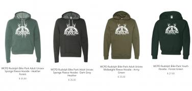 image of sweatshirt options
